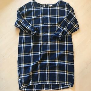 Old Navy Dresses - Flannel cocoon dress